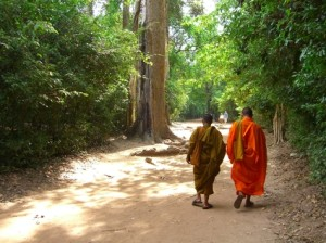Who is a bigger monk…?