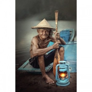 Story of a rich fisherman