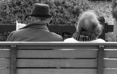 Old man's love…